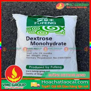ĐƯỜNG DEXTROSE MONOHYDRATE-HCLC
