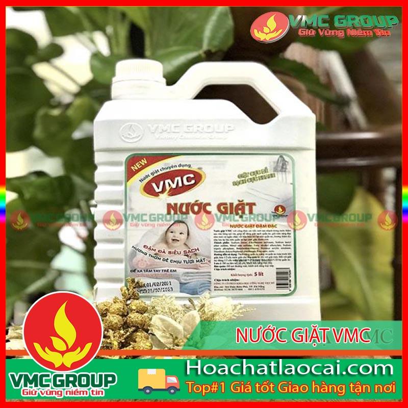 NƯỚC GIẶT VMC CAN 5 LÍT- HCLC