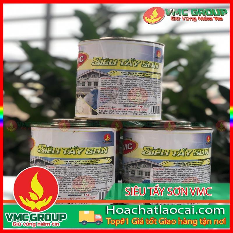 SIÊU TẨY SƠN VMC- HCLC
