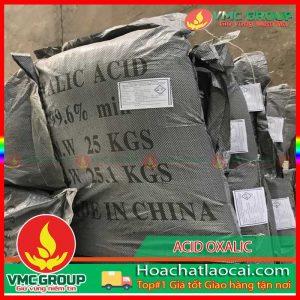 ACID OXALIC – C2H2O4- HCLC
