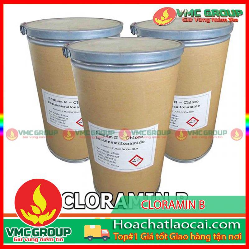 CHLORAMIN B (TRUNG QUỐC) HCLC