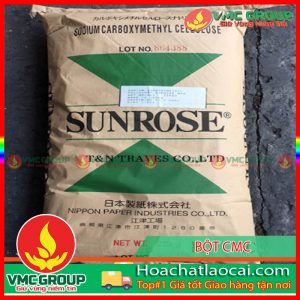 BỘT CMC – SODIUM CARBOXYMETHYL CELLULOSE- HCLC