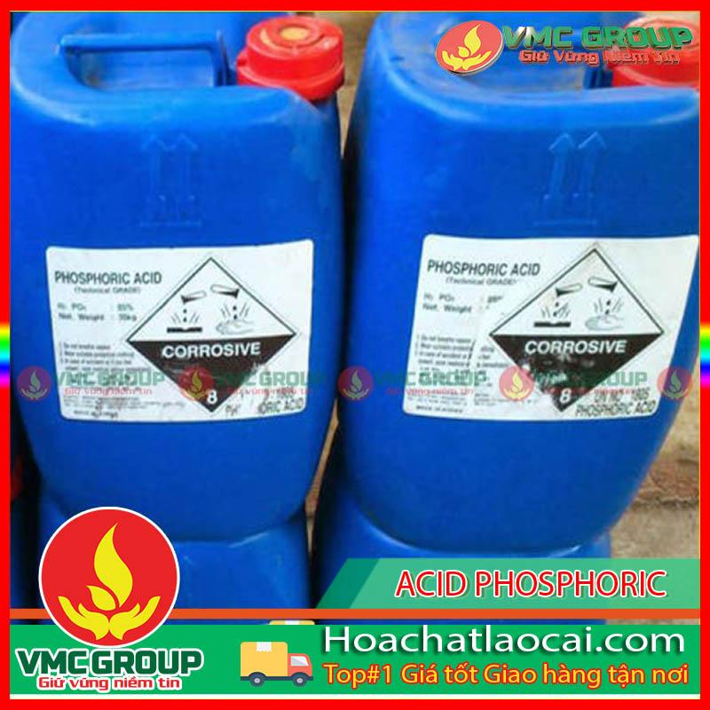 AXIT H3PO4 – PHOSPHORIC ACID 85% HCLC