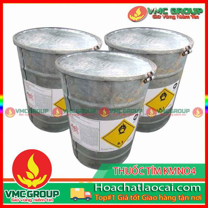 THUỐC TÍM KMNO4 (TRUNG QUỐC) HCLC